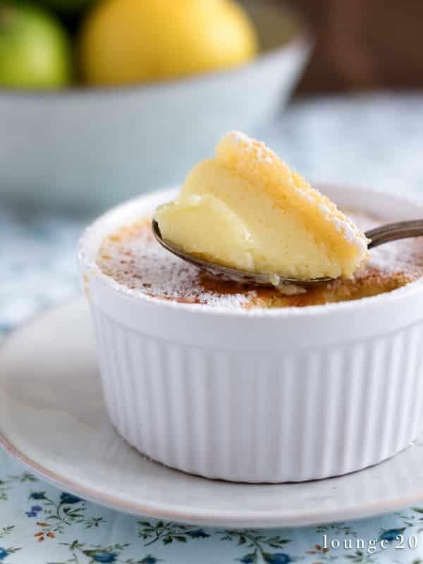 Fruhlingsgefuhle Zitronen Pudding Kuchen Lounge 20