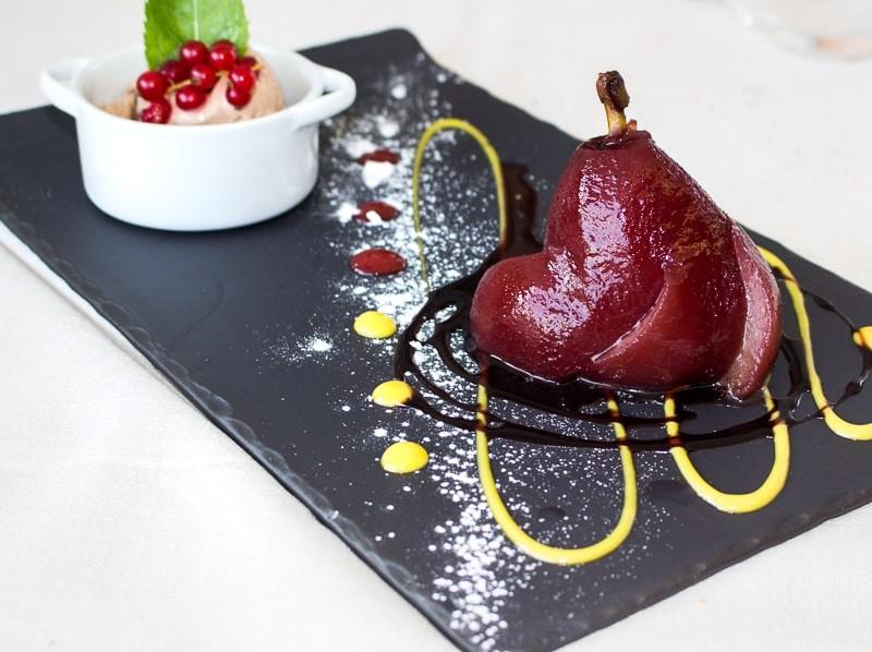 Dessert in Borghetto
