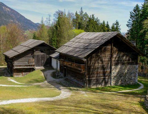 Museum Tiroler Bauernhöfe, Kramsach