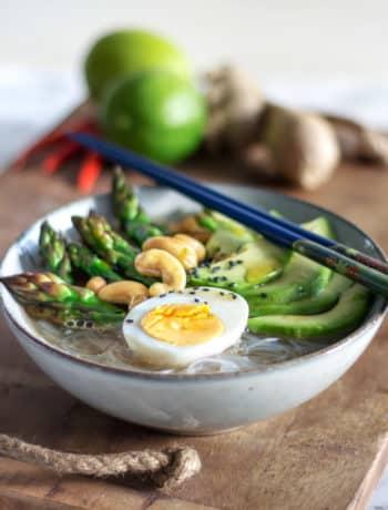 Vietnamesischer Pho - schnell zubereitet