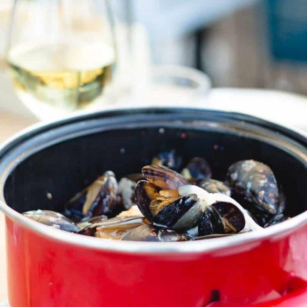 Gut essen in Biarritz, Frankreich
