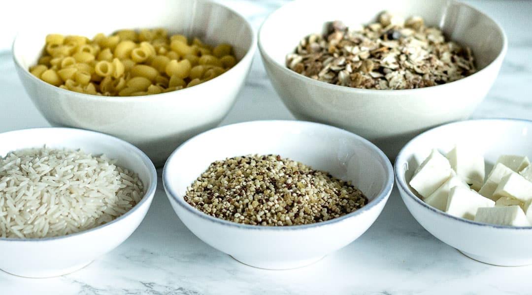 Lounge 20 - Meal Planning, Essensplan für Familien