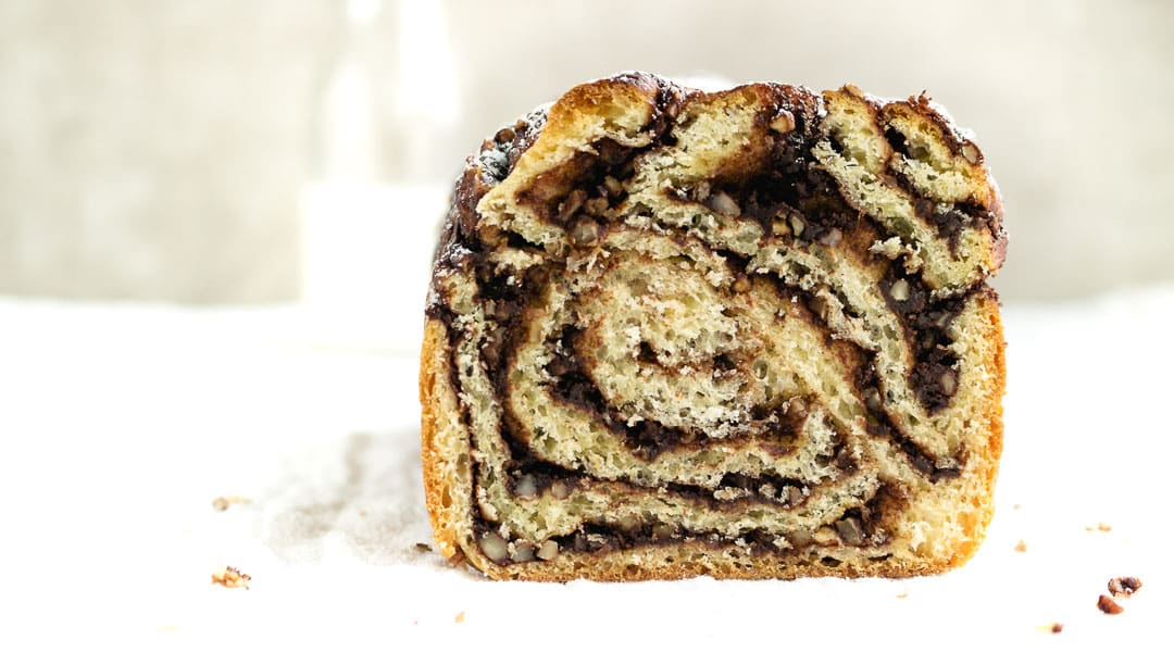Chocolate pumpkin spice babka header